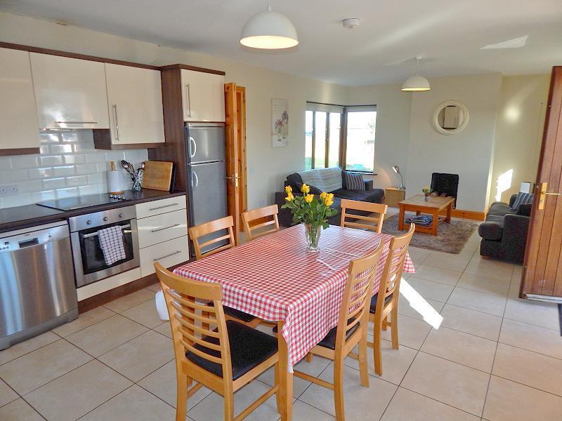 Günstige Küchenblöcke Mit E Geräten ~ Wohnen im Brandon Holiday Home  Ferienhäuser in Irland